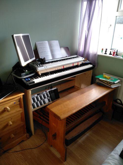 Greg Lewin - Compton Organ Project